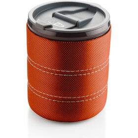 GSI Infinity Backpacker Becher orange